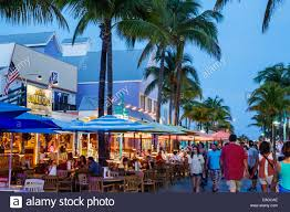 fort myers florida ft beach estero boulevard time times square