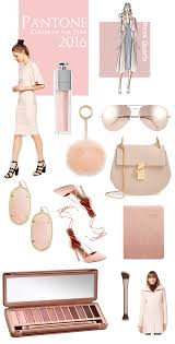 Peach Pantone Pantone Color Of The Year Rose Quartz The Classified Chic