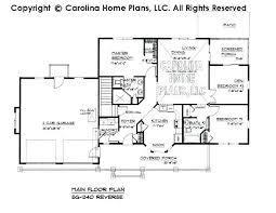 craftsman style open floor plans plans house plans craftsman style homes