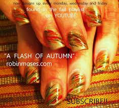 cute easy fall nail designs best design ideas