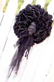 all black everything crafts xmas and halloween