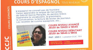 cours de cuisine neuilly sur seine centre communautaire de neuilly sur seinecours d espagnol centre
