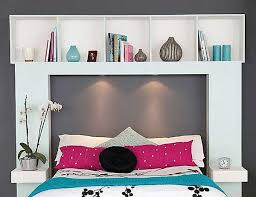 Bookshelf Headboard Plans Bedroom Wonderful Diy Plans Bookcase Headboard King Size Wooden