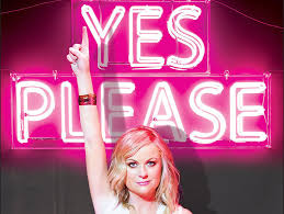 Yes Please Meme - amy poehler craig ferguson and others nominated for the coveted