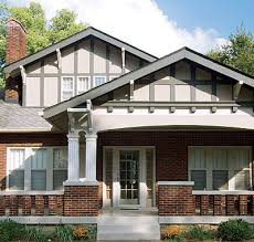 roofing and siding ideas tudor arts and crafts and bungalow