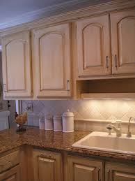 repaint our kitchen cabinets in a linen white with a glaze turn