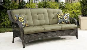 Curved Outdoor Sofa by La Z Boy Outdoor Brynn 3 Seat Sofa Limited Availability Outdoor