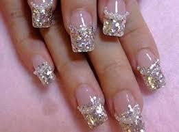 imagenes de uñas acrilicas con pedreria decoración de uñas acrílicas decoracionpara com