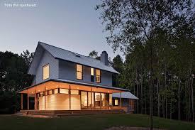 house plans modern farmhouse farmhouse architect magazine in situ studio wake forest