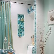 Bathroom Tiles For Shower How To Tile A Shower Family Handyman