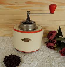 Vintage Kitchen Collectibles by Vintage Coffee Grinder Garantie Rare Coffee Mill Vintage