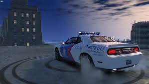 Dodge Challenger Police Car - gta gaming archive