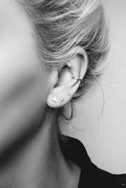 conch piercing cuff best 25 conch piercings ideas on ear piercings conch
