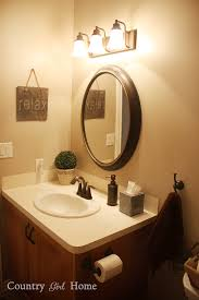 Oval Mirrors For Bathroom by Bathroom Lighting Oval Mirror Interiordesignew Com