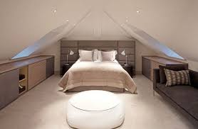 loft bedroom ideas glass shower sceen slanted for attic ceiling amazing bathrooms