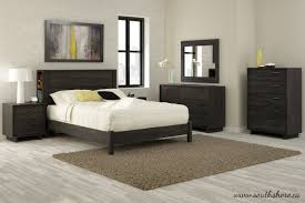 full size bedroom south shore fynn full size platform bedroom set