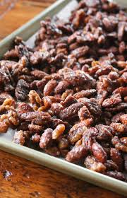 christmas nuts candied mixed nuts hungry by nature