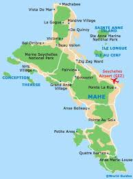 africa map islands seychelles maps and orientation seychelles africa