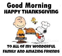 happy thanksgiving to all my friends and family quotes festival