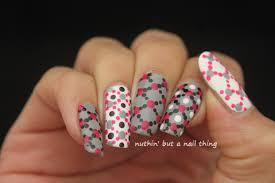 nuthin u0027 but a nail thing polka dot nail art