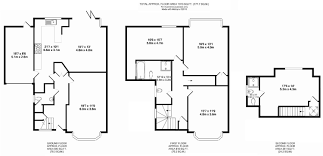 Semi Detached Floor Plans by 4 Bedroom Semi Detached House For Sale In Coniston Avenue Stoke