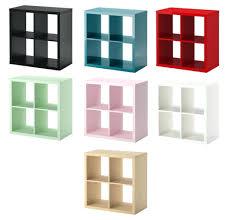 kallax shelf unit on casters with 4 doors white ikea 16999 online