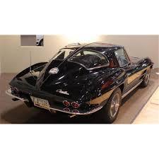 stingray corvette 1963 1963 chevrolet corvette stingray coupe
