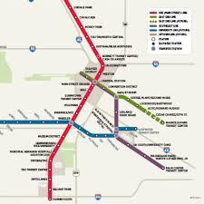 Metrorail Map Houston Metrorail Map My Blog