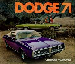dodge charger model years 1971 charger specs colors facts history and performance