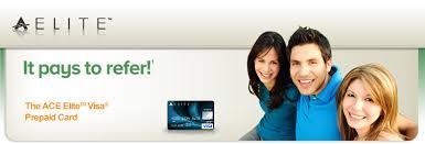 elite debit card ace elite visa prepaid card ace elite visa prepaid debit card