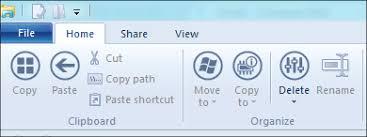 chagne ribbon ribbon icons customizer change windows 8 explorer ribbon icons easily