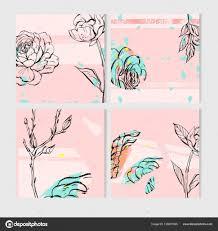 resume modernos terrarios suculentas geométrica cactus y suculentas en fondo rosa vector con flores de