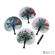 asian fan folding fan assortment