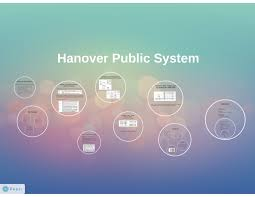 Where Can I Post My Resume Online by Case Study 8 Hanover Public Systems