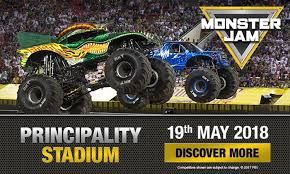 monster truck show ticket prices monster jam roars back into cardiff in 2018 exclusive pre sale