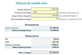 Como Calcular El Sueldo Neto Mexico 2016 | cómo calcular mis impuestos herramientas gratuitas rankia