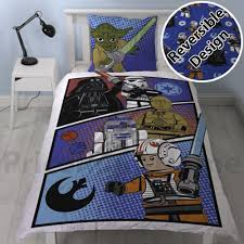 Space Single Duvet Cover Lego Single Duvet Quilt Covers Kids Bedding Ninjago Star Wars