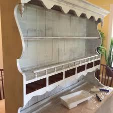 Vintage Ethan Allen Bedroom Set When I Found This Vintage Ethan Allen Hutch I Knew Immediately It