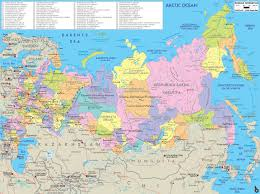 Alaska And Russia Map by Www Mappi Net Maps Of Countries Russia