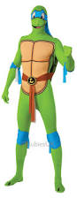 teenage mutant ninja turtle mens fancy dress superhero tmnt