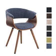 siege scandinave clp chaise de visiteur pirma moderne au style scandinave noix avec