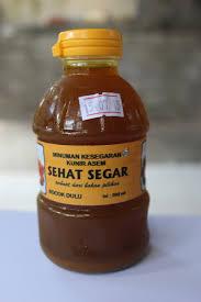 cara membuat jamu kunir asem sirih jamu kunir asem jamu tradisional sehat segar