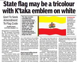 All The State Flags Karnatakaflag Hashtag On Twitter