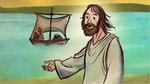 jesus chooses his 12 disciples kids bible story kids bible stories