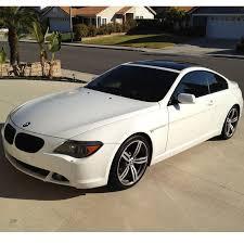 2005 bmw 645i review fs 2005 bmw 6 series white 645ci sport 81000 auto 24300