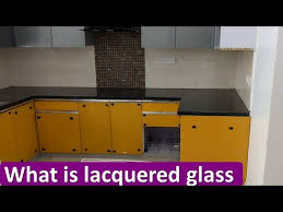 lacquered glass kitchen cabinets what is lacquered glass and glass panel