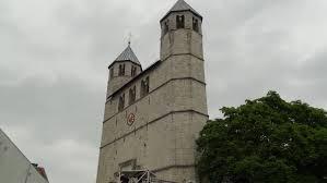 Paracelsus Klinik Bad Gandersheim Bad Gandersheim Stiftskirche Abtei Niedersachsen