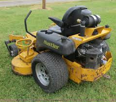 2005 hustler super z lawn mower item ak9686 sold august