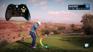 ea sports rory mcilroy pga tour gameplay trailer xbox one