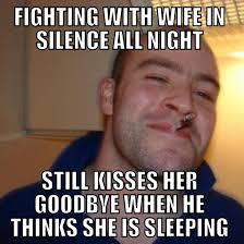 Money Boy Meme - best husband ever or cunning fight tactic i sure felt like garbage
